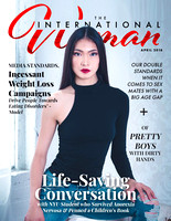 The International Woman Magazine April Issue 2018