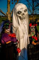 Dia de los Muertes, Rose Hill Memorial, Whittier CA